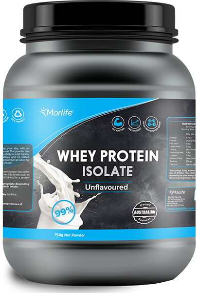 Whey Protein Isolate 750g