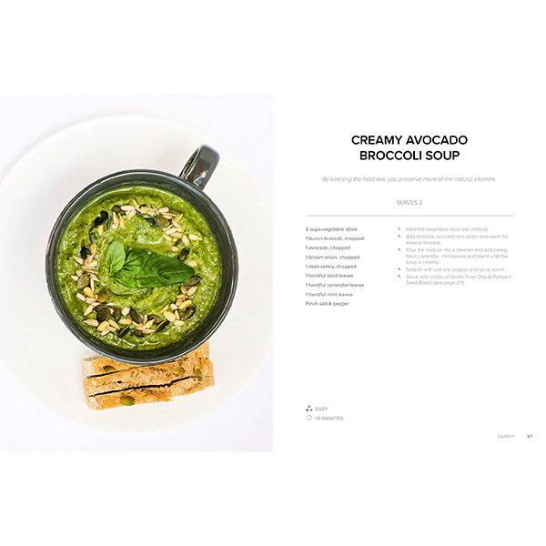 The Greens Recipe Book