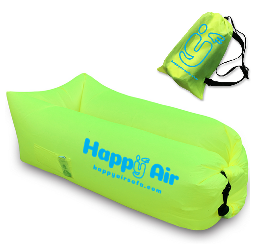 Happy Air Sofa - YELLOW FLUO