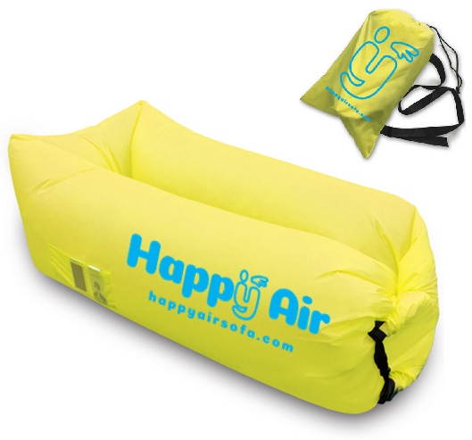 Happy Air Sofa - YELLOW