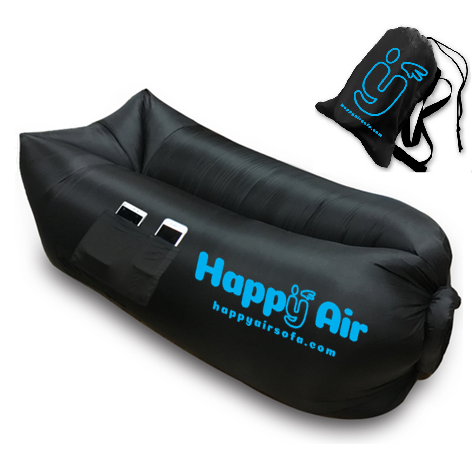 Happy Air Sofa - BLACK