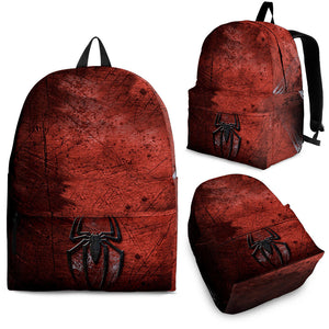 Spider man Backpack 4