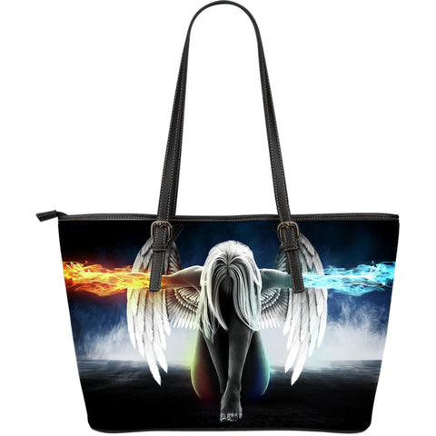 Fire and Ice Angel Tote