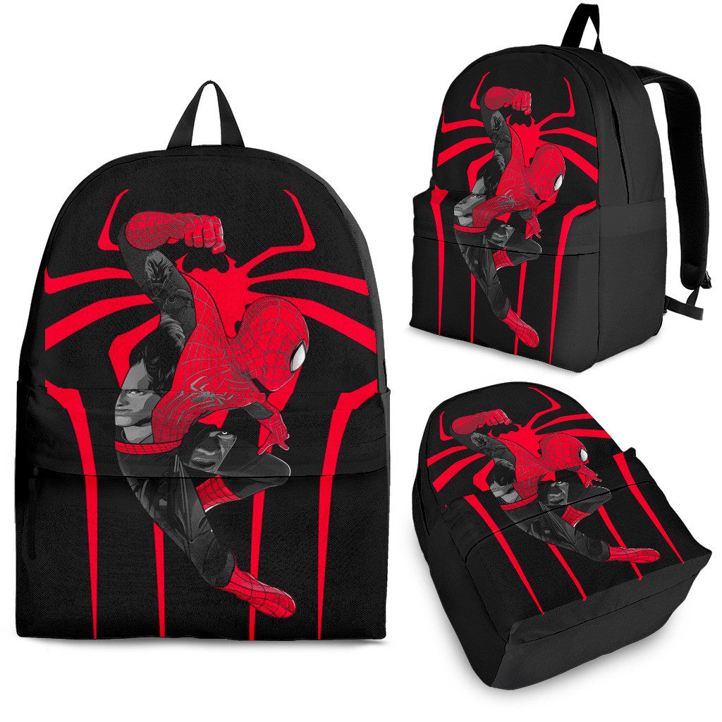 Spider man Backpack 2