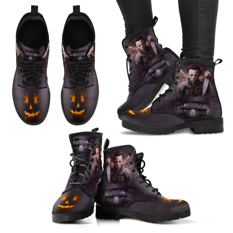 Image of halloween boots