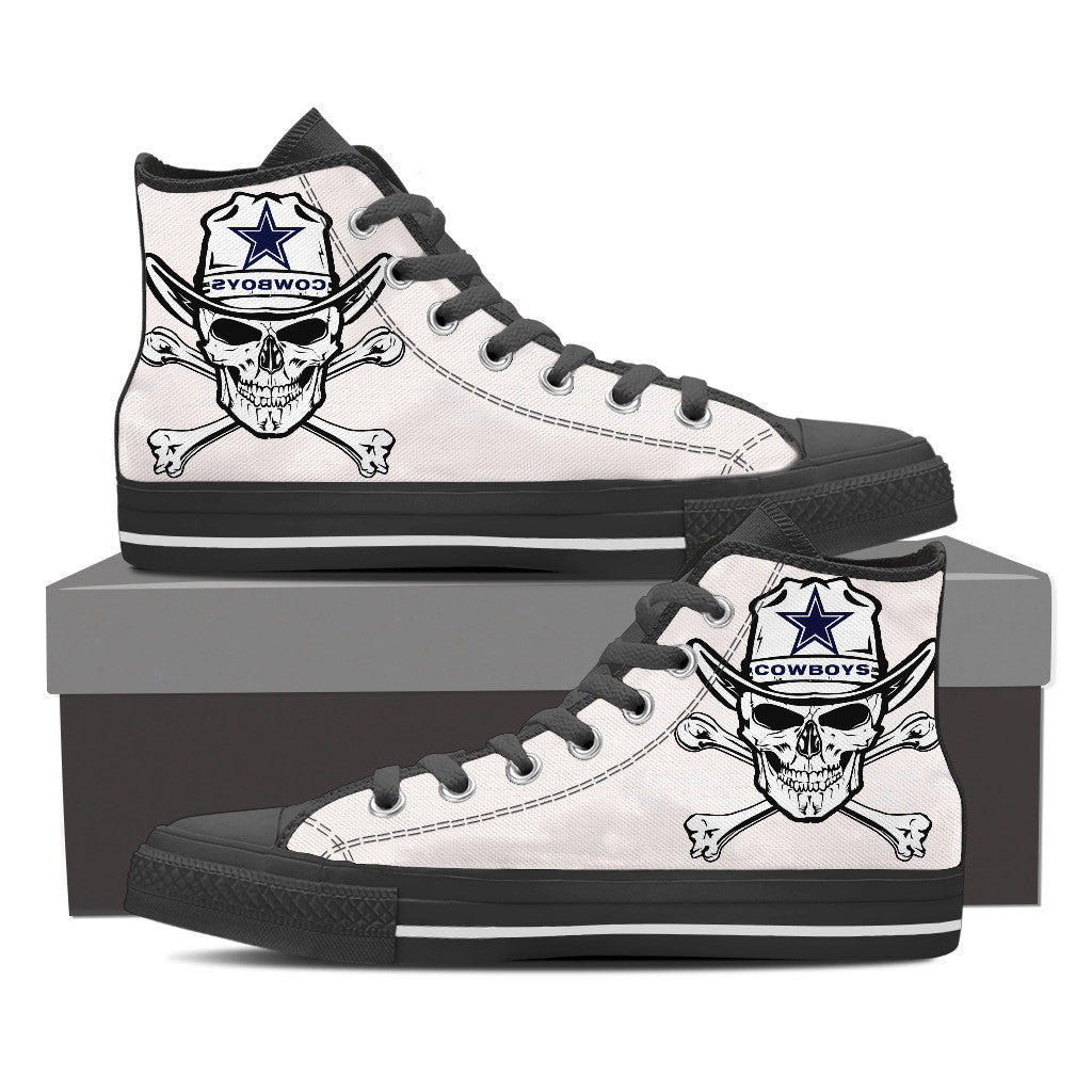 Dallas Cowboys Canvas Shoes