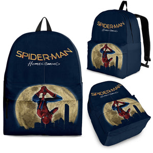 Spider man Backpack 1