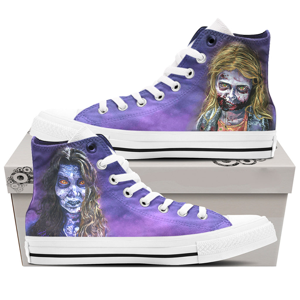 The Walking Dead Zombie Shoes