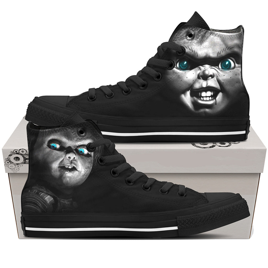 Chucky Horror Face Shoes