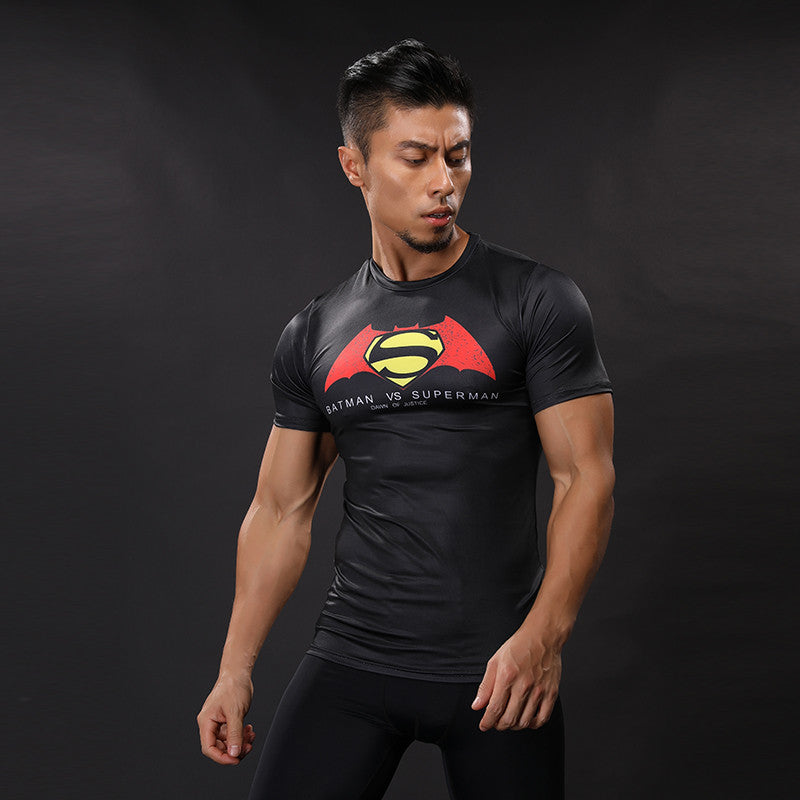 Superman Compression Shirt
