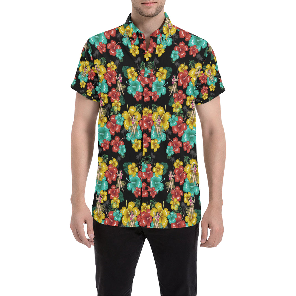 Ace Ventura: Pet Detective Button-up Shirt