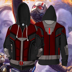 Ant-Man Zip Up Hoodie Vol 3
