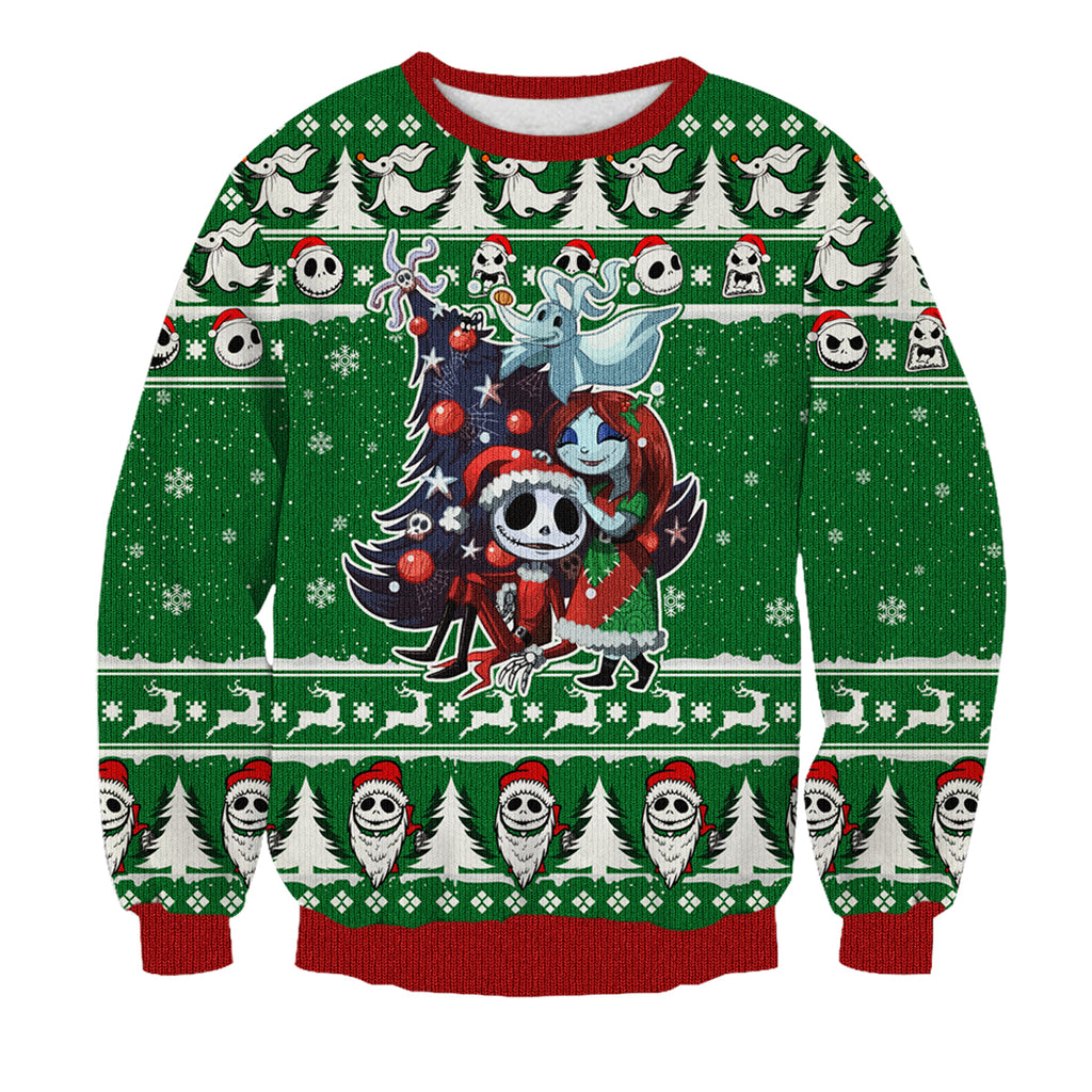 The Nightmare Before Christmas V2 Knitting Pattern 3D Print Ugly ...