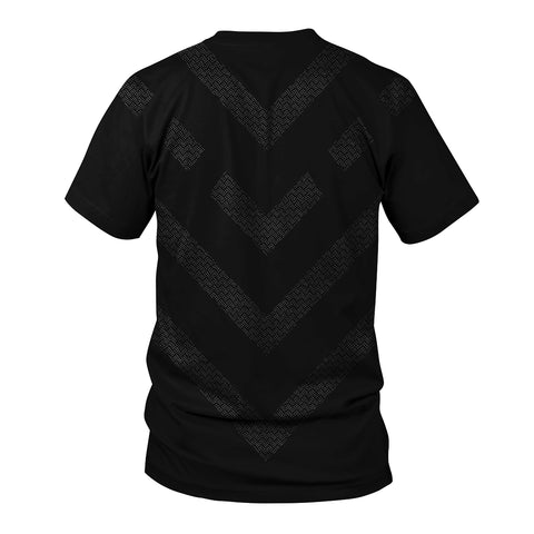 Image of Black Panther Cosplay T-shirt US size