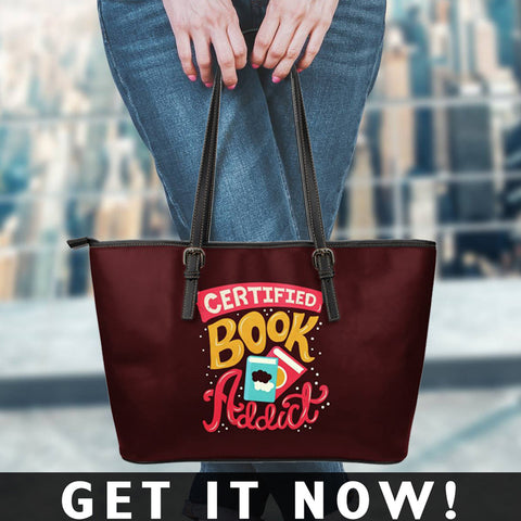 Book Addict Bag
