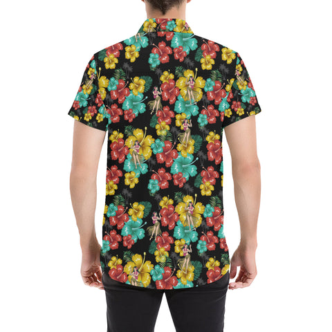 Image of Ace Ventura: Pet Detective Button-up Shirt