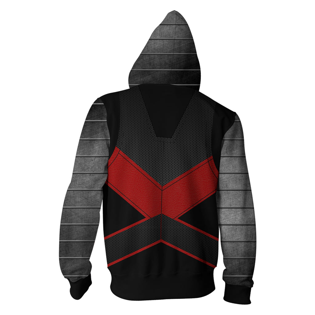 Colossus Zip Up Hoodie