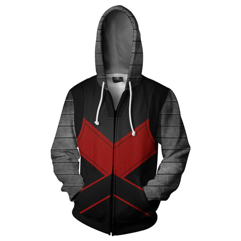 Image of Colossus Zip Up Hoodie