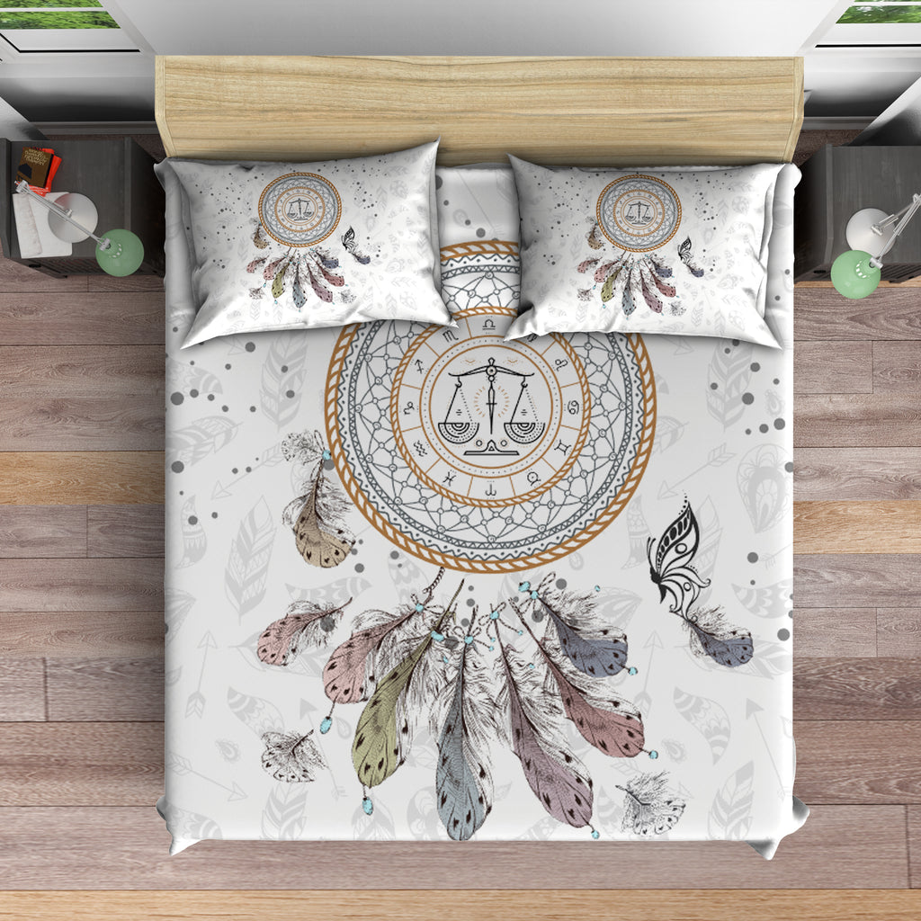 DREAM CATCHER- LIBRA   Bedding Set