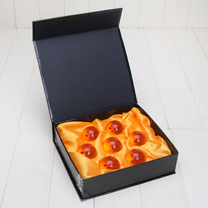 Dragon Ball Z - 7 pieces/1 set 3.5CM Dragon Balls