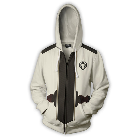 Image of Halo CAMS Zip Up Hoodie