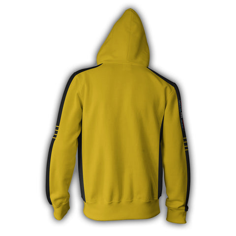 Image of Kill Bill Zip Up Hoodie