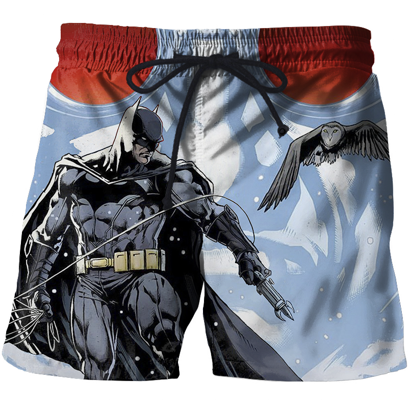 Batman Summer Men's Shorts 2