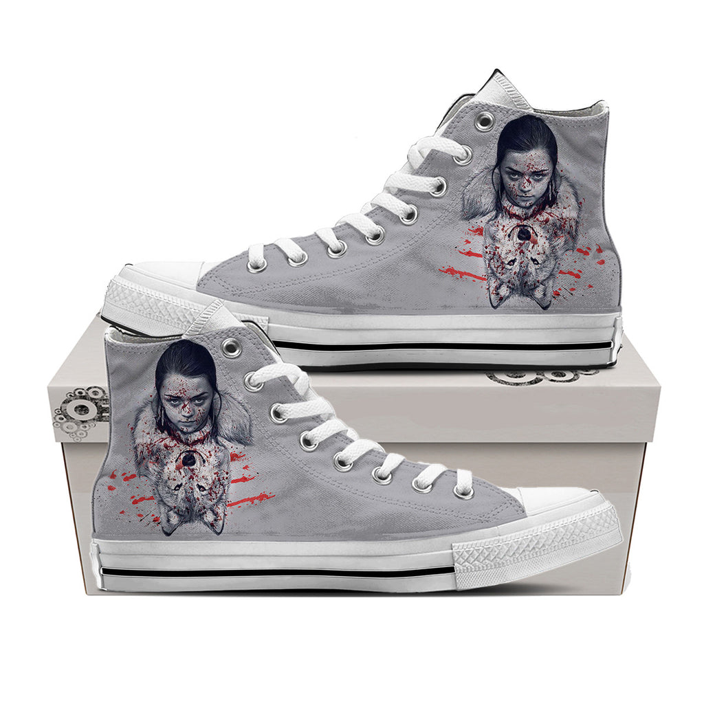 Game of Thrones Arya Stark Shoes 2