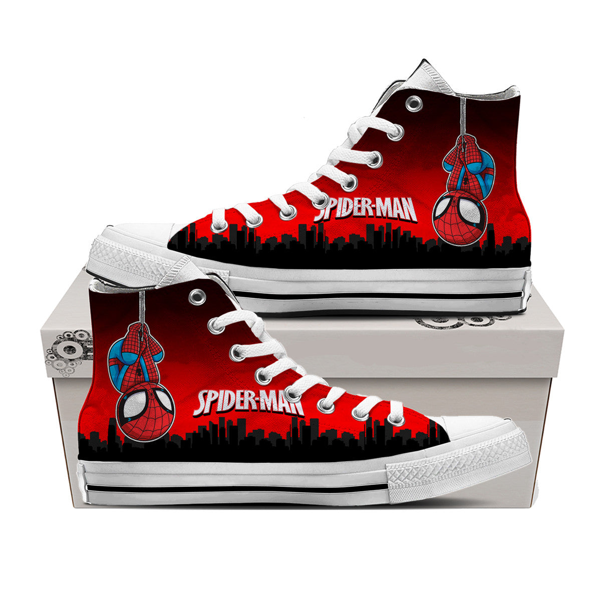 Spider man Shoes 2