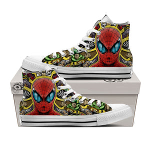 Spider Man Shoes 6