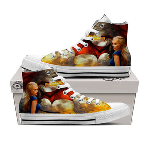 GAME OF THRONES DAENERYS TARGARYEN SHOES 2