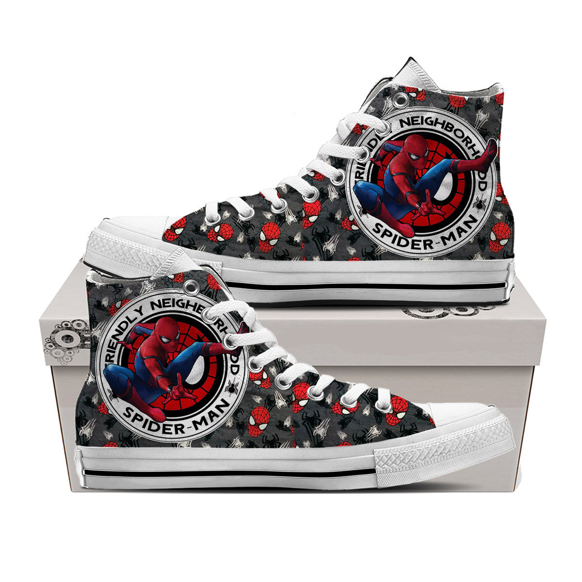 Spider man shoes 4