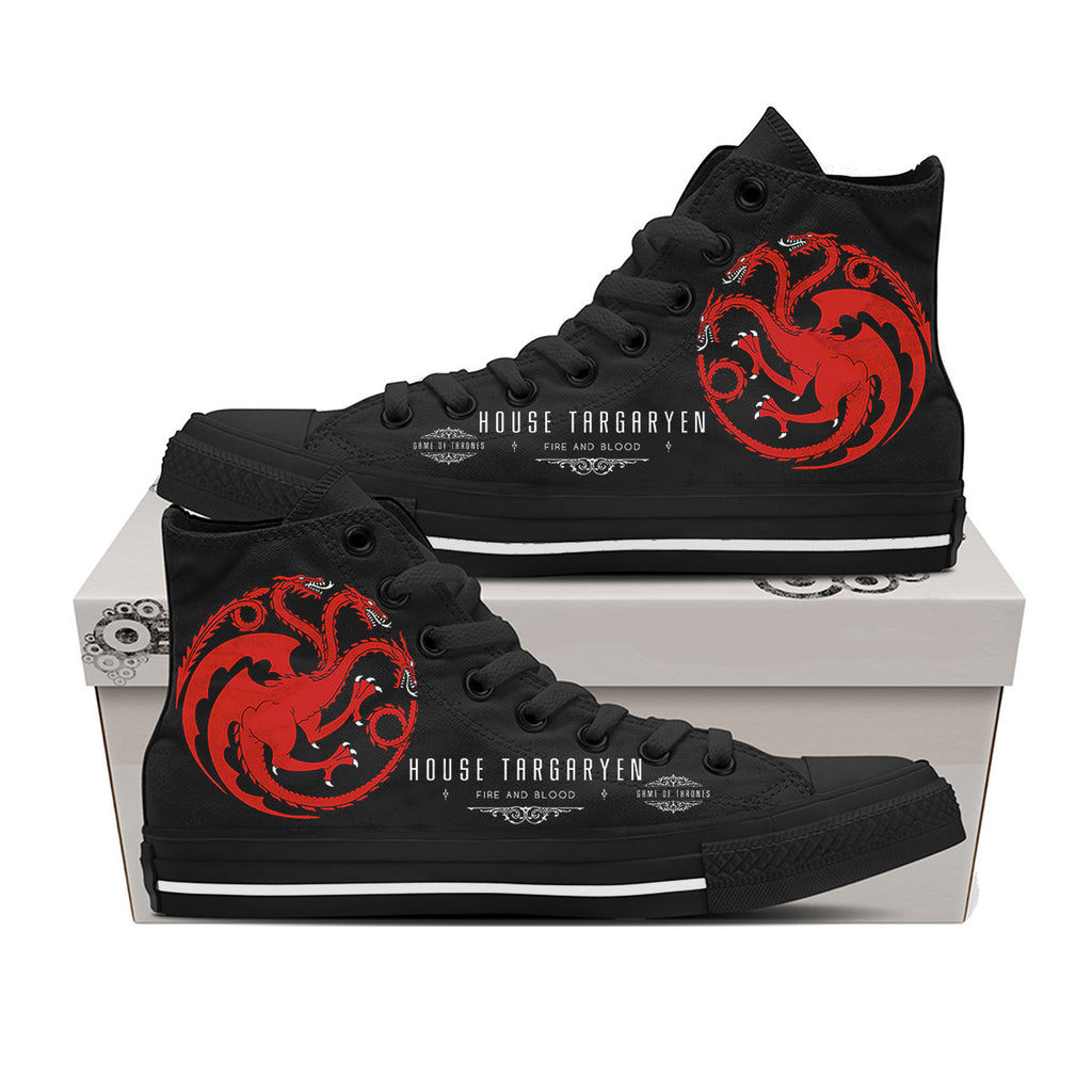 Game of Thrones shoes 1