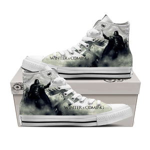 Game of Thrones shoes 2