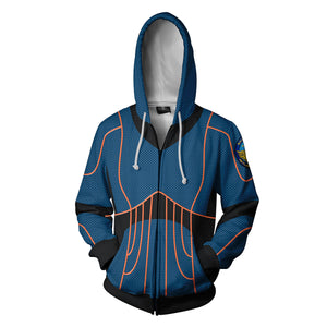 Prometheus Zip Up Hoodie