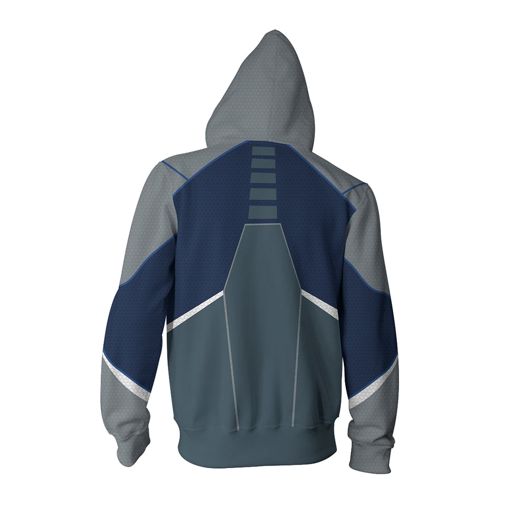 Quicksilver Marvel Zip Up Hoodie