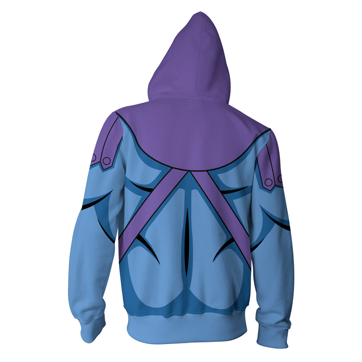 Skeletor - Master of the Universe Zip Up Hoodie