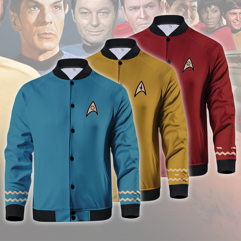 Star Trek The Original Series Jacket