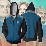 The Orville Zip Up Hoodie