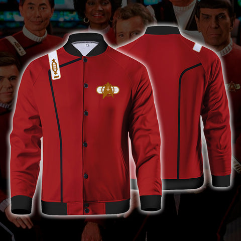 Image of The Wrath of Khan Jacket