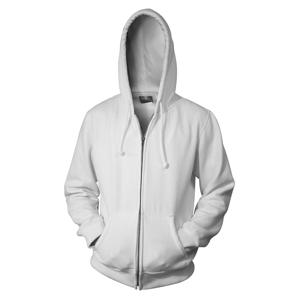 Customized Zip Up Hoodie