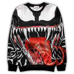 Venom Sweatshirt and Joggers