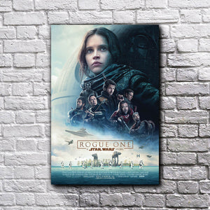 Rogue One: A Star Wars Story Movie Wall Poster