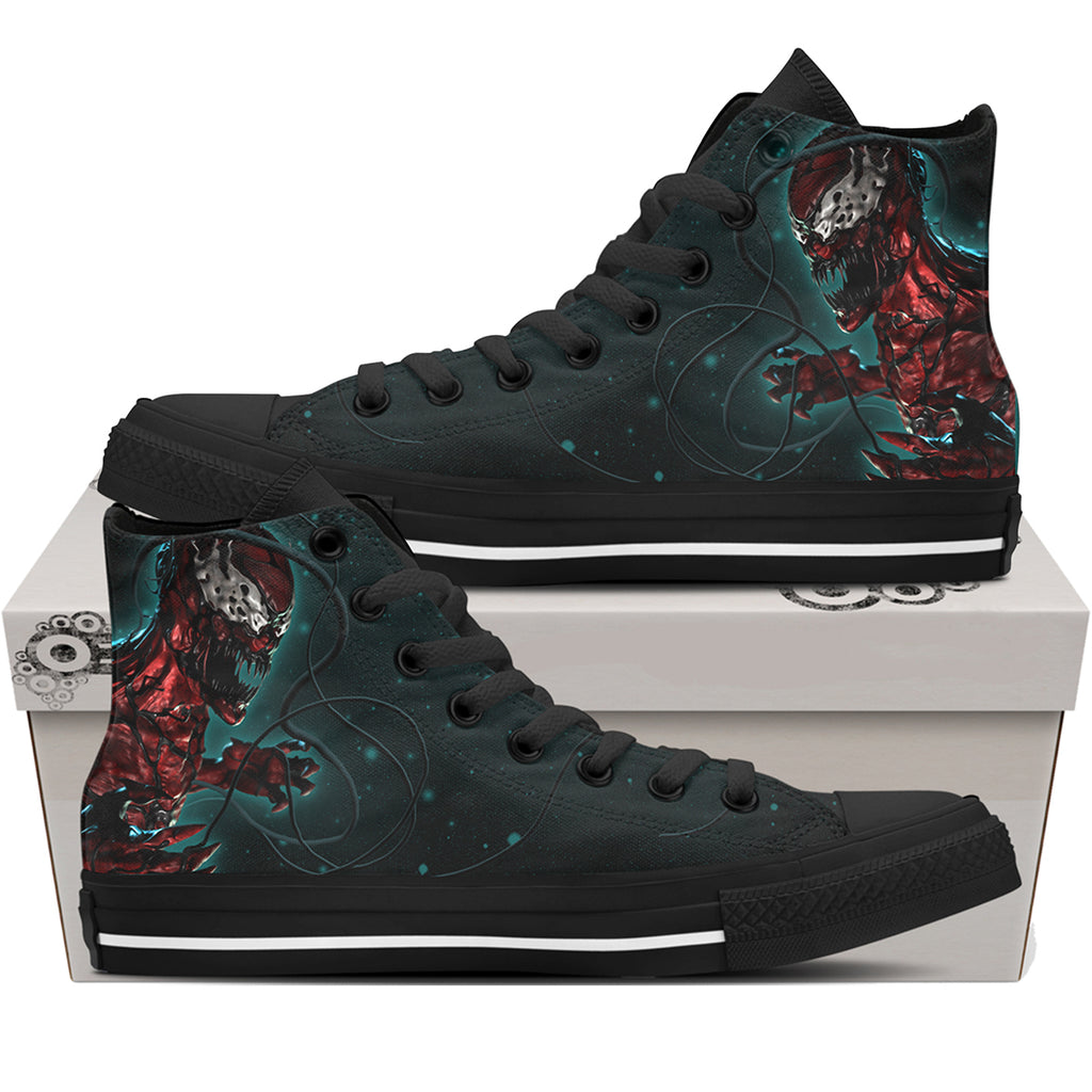 Carnage High Top Canvas Shoes