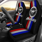 Ford Mustang Car Seat Cover V1