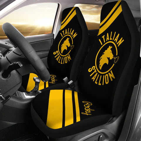 Rocky Stallion Car Seat Covers
