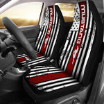 Ford Mustang Car Seat Cover V3