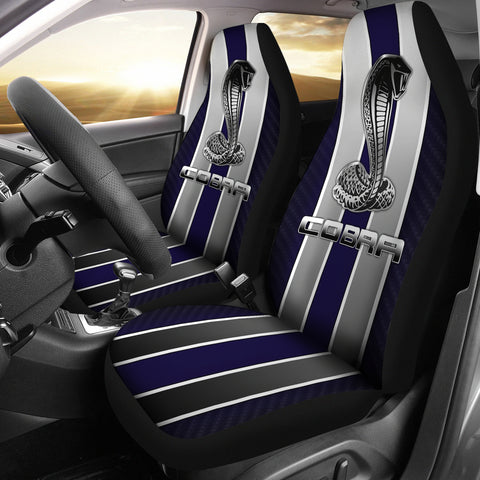Ford Mustang Car Seat Cover V2