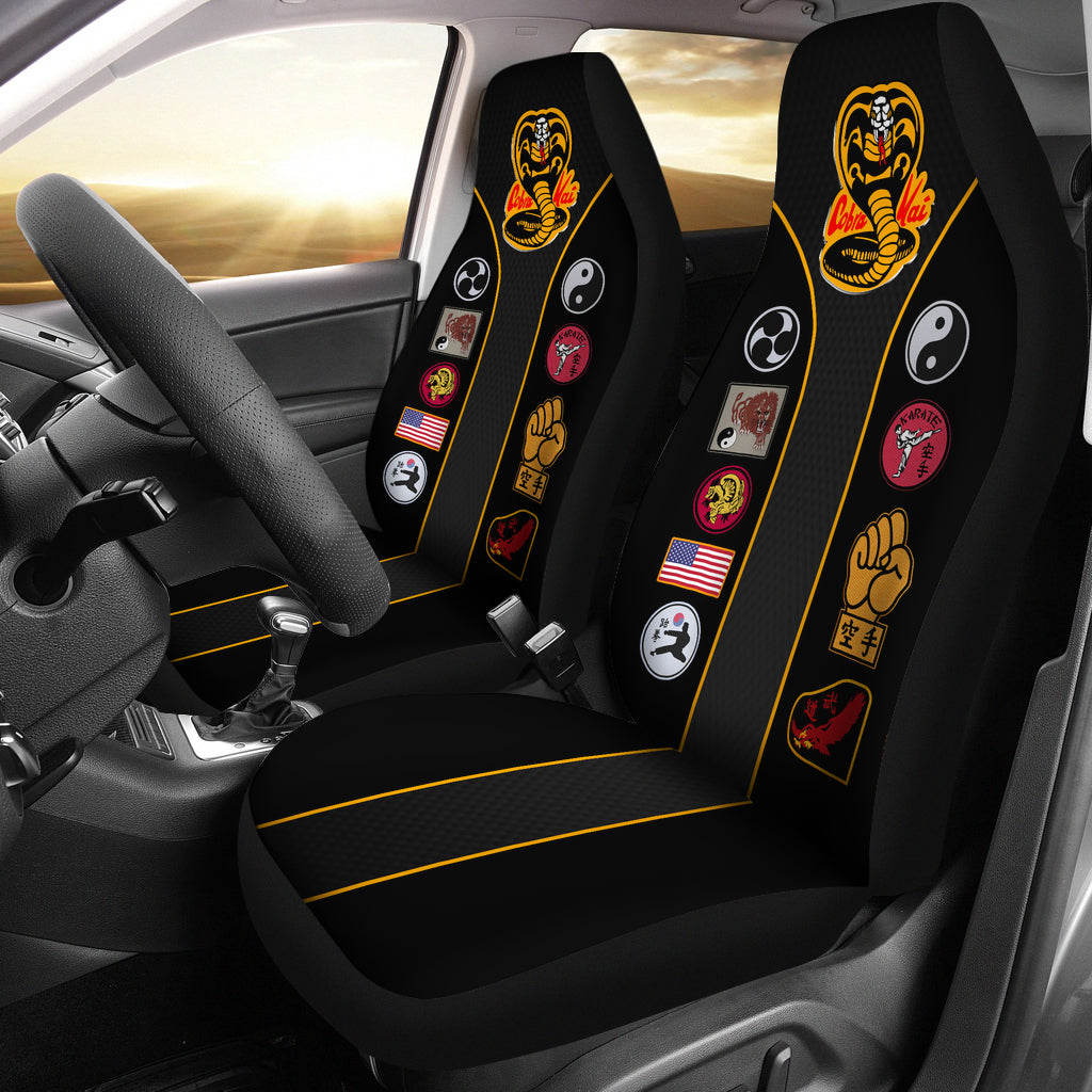 The Karate Kid Car Seat Covers Tap To Expand