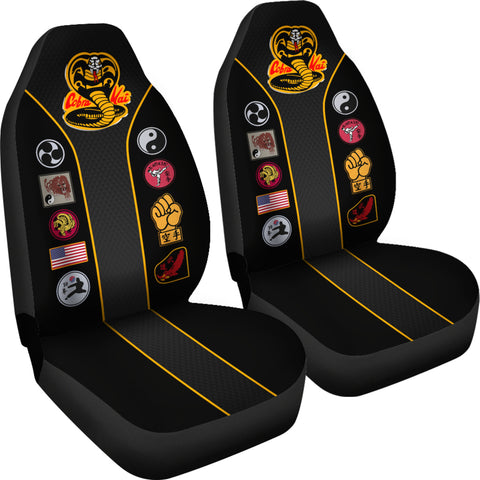 The Karate Kid Car Seat Covers